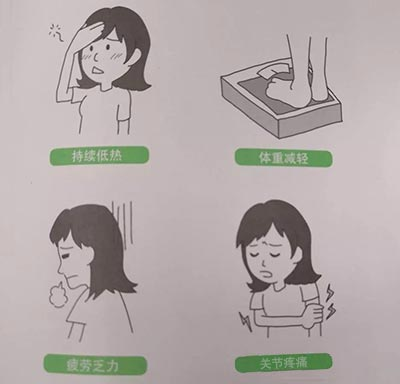 类风湿关节炎早期症状有哪些?